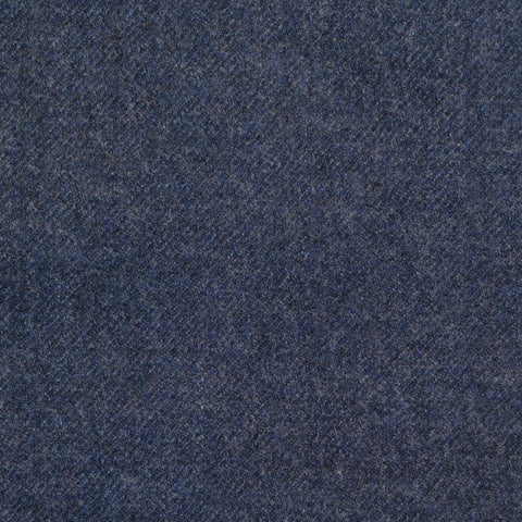 Blue Triple Check Super 120's All Wool Suiting