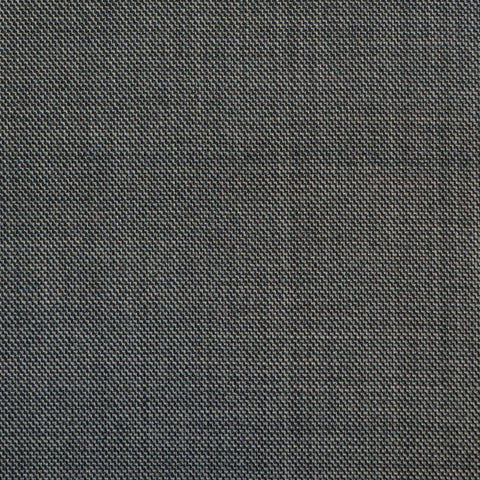 Medium Grey Sharkskin Super 150's All Wool Suiting - 2.50 Metres