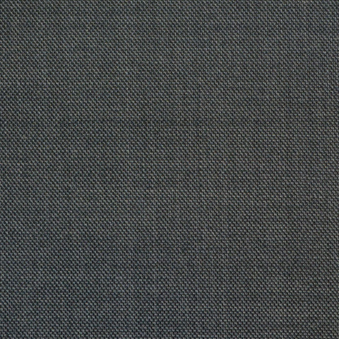 Dark Grey Sharkskin Super 150's All Wool Suiting