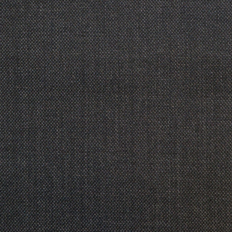 Charcoal Grey Sharkskin Super 150's All Wool Suiting
