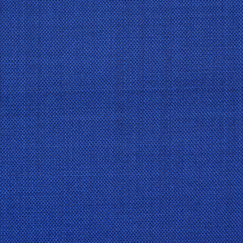 Bright Blue Sharkskin Super 150's All Wool Suiting