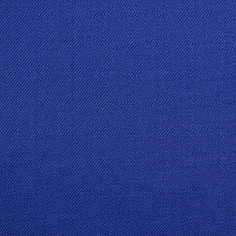 Bright Blue Super 150's All Wool Suiting