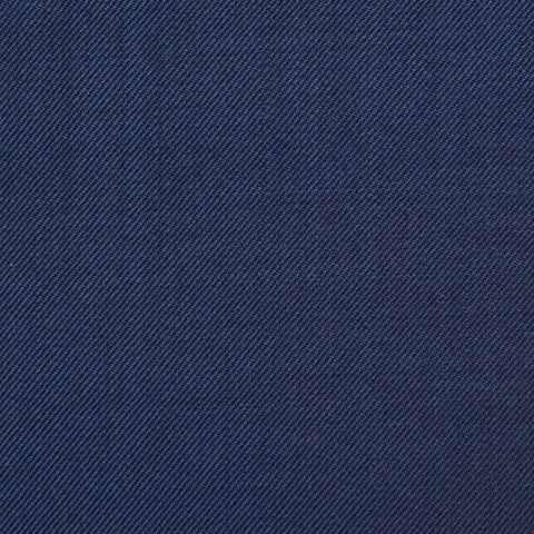 Bright Navy Blue Super 150's All Wool Suiting