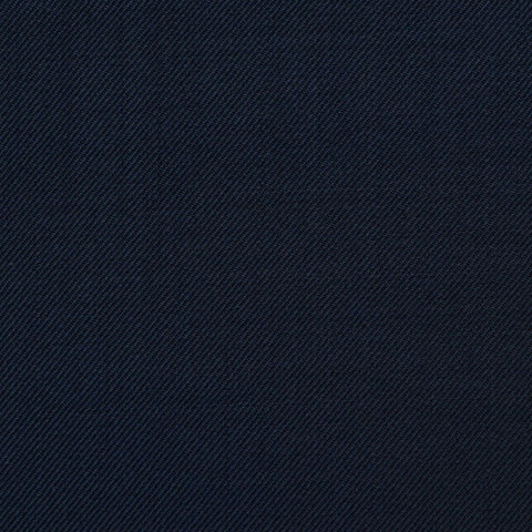Navy Blue Super 150's All Wool Suiting