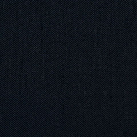 Dark Navy Blue Super 150's All Wool Suiting