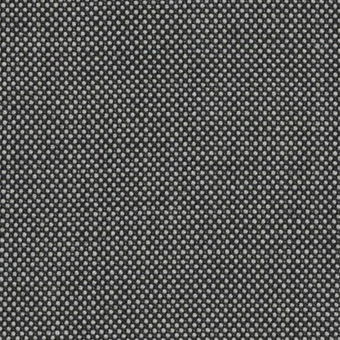 Medium Grey Birdseye Super 140's All Wool Suiting By Holland & Sherry
