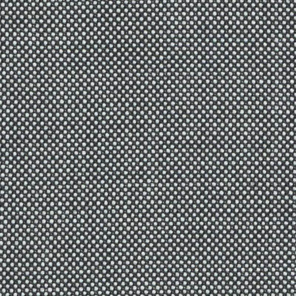 Light Grey Birdseye Super 140's All Wool Suiting By Holland & Sherry