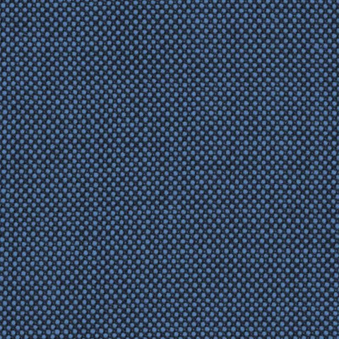 Air Force Blue Birdseye Super 140's All Wool Suiting By Holland & Sherry