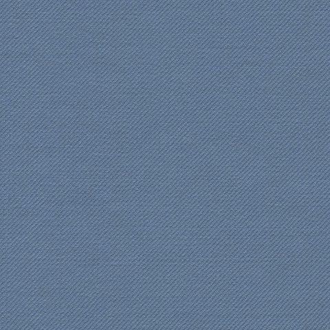 Steel Blue Super 140's All Wool Suiting By Holland & Sherry