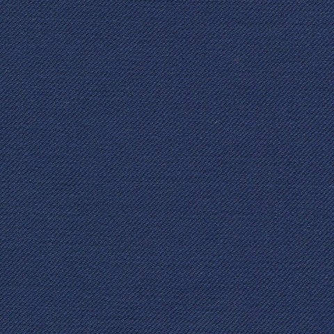 Dark Blue Super 140's All Wool Suiting By Holland & Sherry