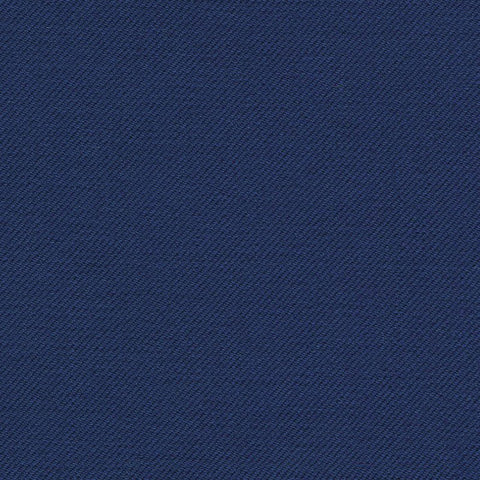 Light Navy Blue Super 140's All Wool Suiting By Holland & Sherry