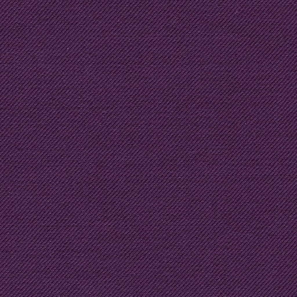 Dark Magenta Super 140's All Wool Suiting By Holland & Sherry