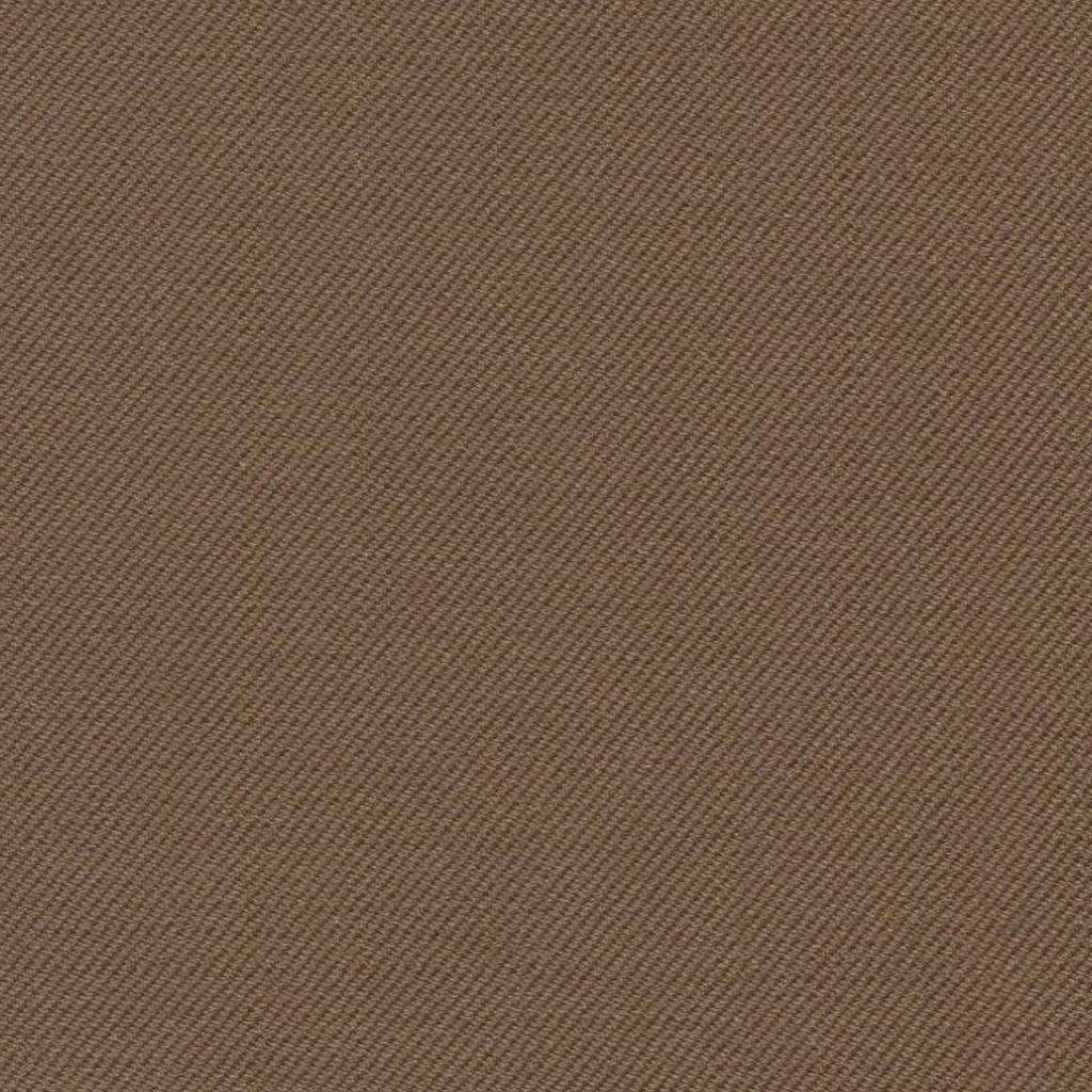 Medium Brown Super 140's All Wool Suiting By Holland & Sherry