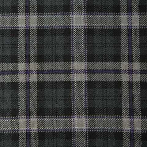 Black Scottish National Tartan