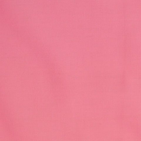 Pink Plain Weave Craft Poplin Cotton - Ideal for COVID19 Masks and Scrubs