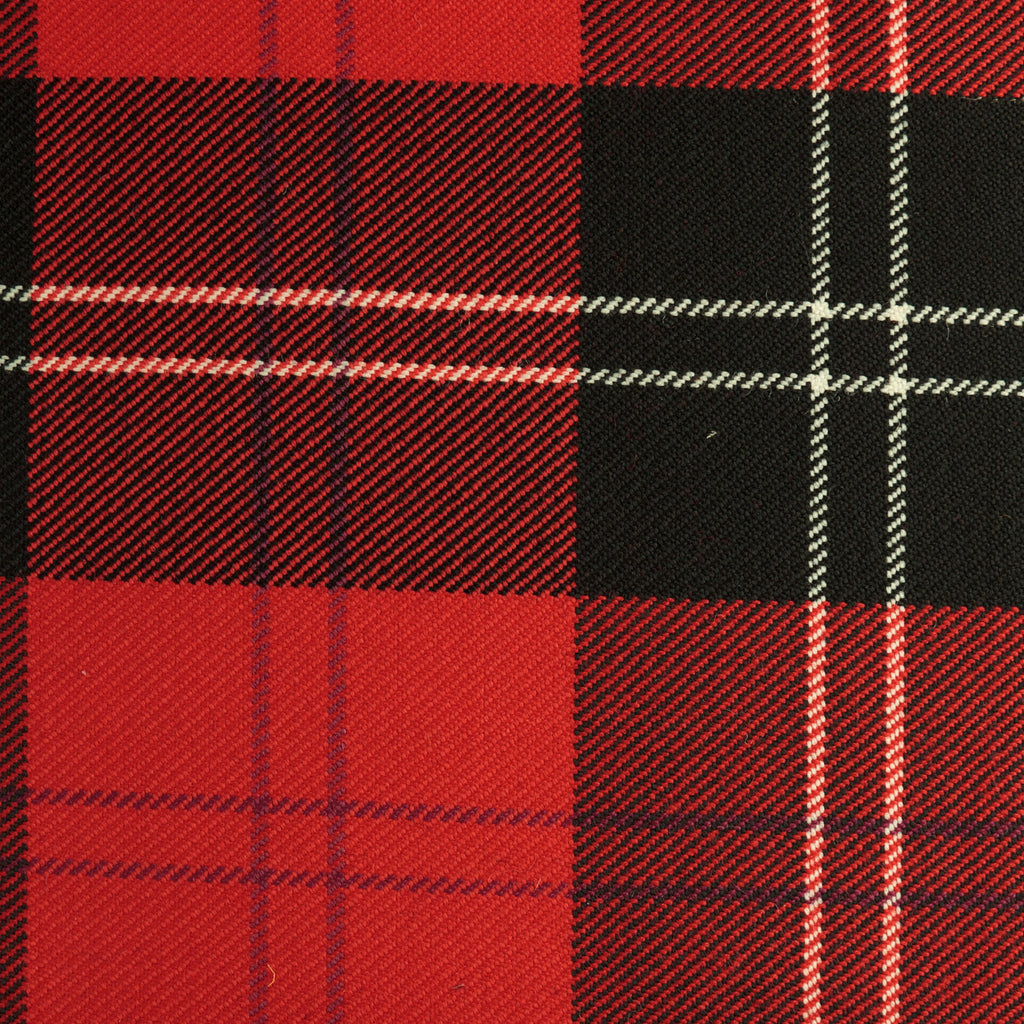 New Red Ramsay Tartan
