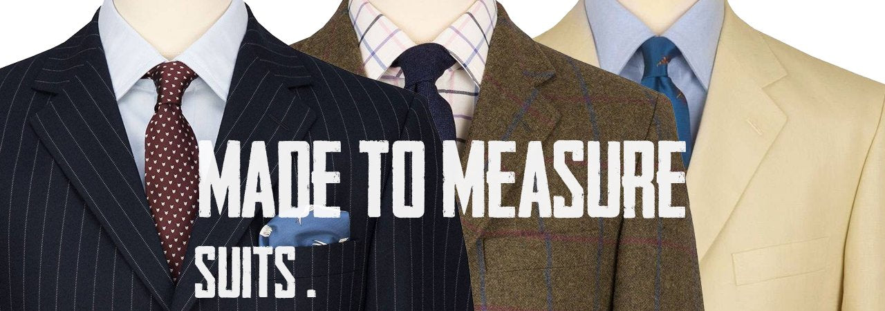 Made to measure clothing from Yorkshire Fabric