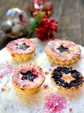 Nagev Luxury Fruit Mince Pies (Pack of 12)