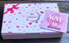 VALENTINE'S DAY MINI BROWNIE BOX (GF,VG,RSF)