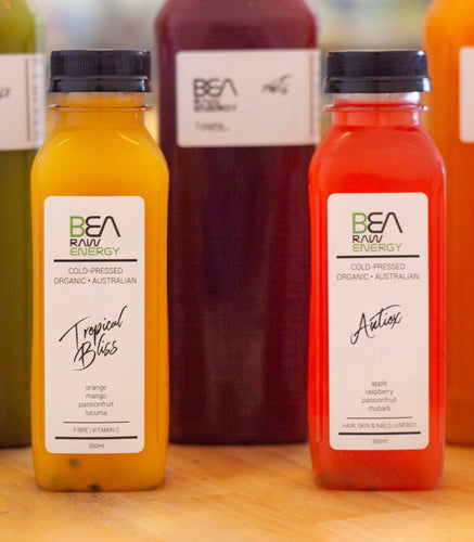 Early Booster Organic Cold Press Juices