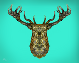 Deer Keepsake Prints