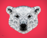 Polar Bear Keepsake Prints