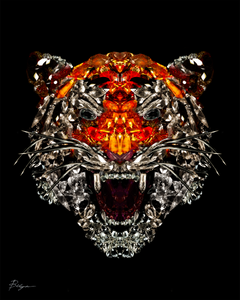Tiger Keepsake Prints