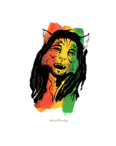 Limited Bob Cat Marley Prints