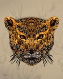 Cheetah Keepsake Prints