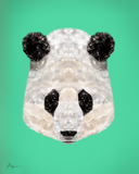 Panda Keepsake Prints