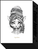 Limited Erycat Badu Prints
