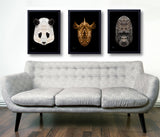 Rhino Keepsake Prints