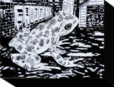 Frogger Coloration Prints