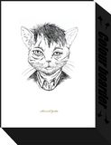 Limited Thom Cat Yorke Prints
