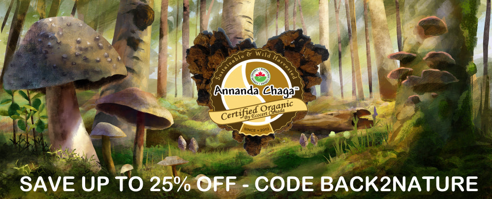 Back 2 Nature sale Save up to 25% off with checkout code BACK2NATURE