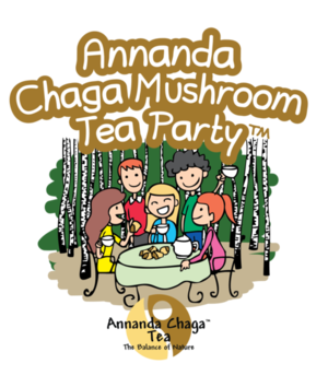 Annanda Chaga Tea Party