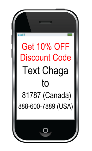 text chaga to 81787 in canada 888-600-7889 in usa for sms deals