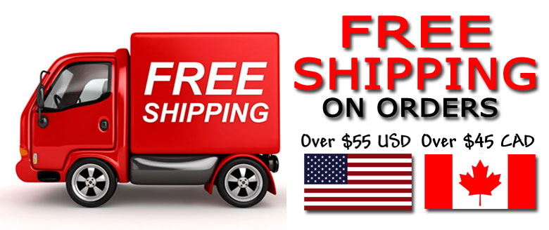 free shipping truck with chaga image