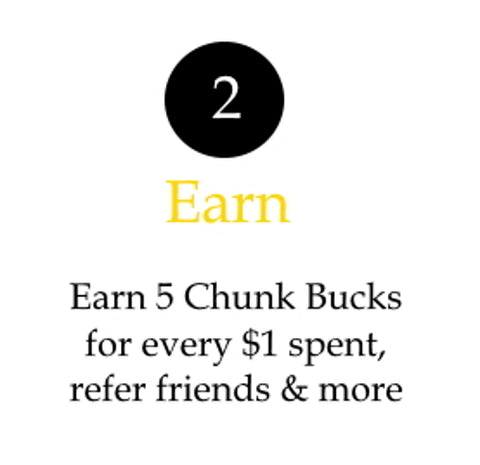 Step 2 Earn Rewards