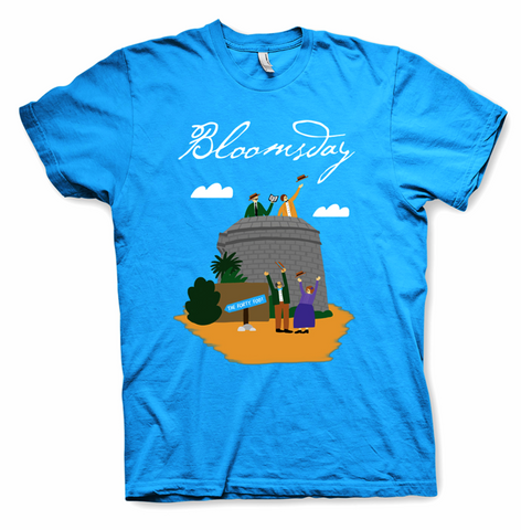 T-Shirt Bloomsday