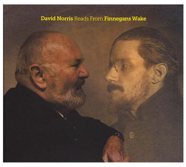 David Norris Reads from Finnegans Wake