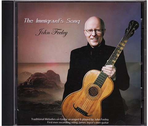 John Feeley Immigrant's Song CD