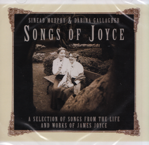 Songs of Joyce CD