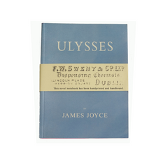 Ulysses Notebook