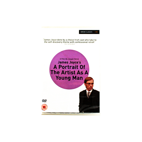 A Portrait of the Artist as a Young Man DVD