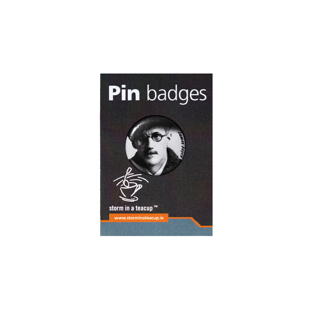 Pin Badges single