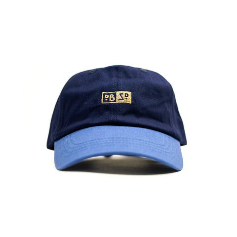 DBZD Ultramarine/Navy 6 Panel Cap