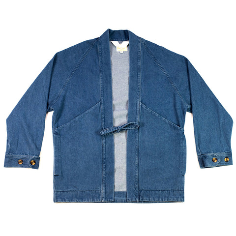 Designed By Charlie Bones Denim Jacket