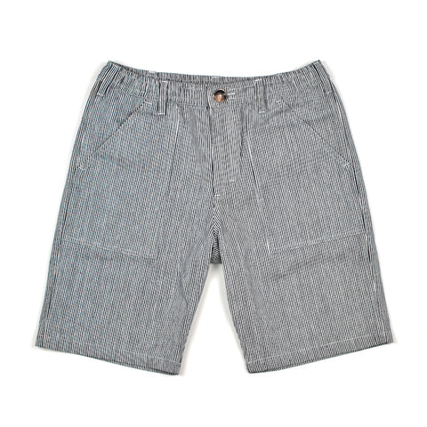 Hickory Stripe Shorts