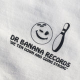 Dr Banana Records Ten Down T-Shirt